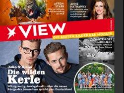 View, by stern.de, kostenlos auf´s iPad laden bei iTunes