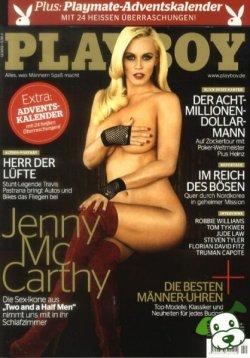 15€ Gutschein kaufen und ein Jahr kostenlos den Playboy bekommen