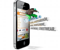 """18€ Guthaben geschenkt bekommen über """"SportScheck Club App"""" [iOS, Android]"""