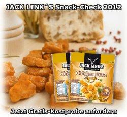 2 Packungen Jack Link's Chicken Bites Curry (25g) kostenlos