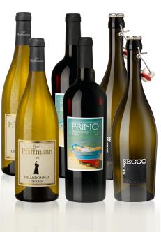 20€ Gutschein für den Weinkauf bei TVINO