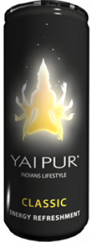 3 Dosen Yaipur Energydrink kostenlos bestellen