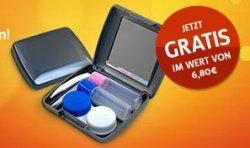 5 Euro Gutschein und ein hochwertiges Reise-Etui sichern bei der nächsten Kontaktlinsenbestellung