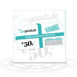 50€ Gutschein für getgoods.de für nur 40€ mit Gutscheincode