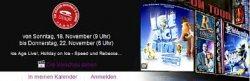 ab Sonntag 9 Uhr bei vente-privee: Musical Tickets für Ice Age Live!, Holiday on Ice, Rebecca + Speed günstig kaufen