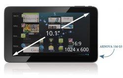 Archos Arnova 10d G3 10.1″ Tablet-PC für nur 111 € @Conrad.de