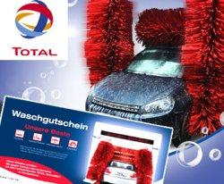 Auto dreckig? Komplette Autowäsche inkl. Lotuspolitur bei TOTAL für 7€ statt 13,50 € @DailyDeal.de