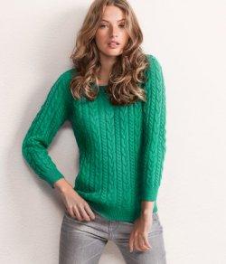 H&M: 50 Prozent Rabatt auf Strick (Damen)