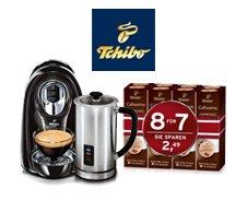 Bis zu 25% auf Tchibo Cafissimo Modelle @MeinPaket.de, z.B. Tchibo Cafissimo Duo nur 49€ (nächster Idealopreis 69€)
