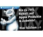 Bis zu 70% Rabatt auf Apple Produkte & Zubehör beim Black Friday auf arktis.de