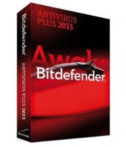 Bitdefender Antivirus Plus 2013 inkl. 1 Jahr Updateservice für nur 9,99€ @eBay