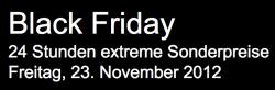 Black Friday bei Teufel am 23.11. ab 0 Uhr = 24 Stunden extreme Sonderpreise