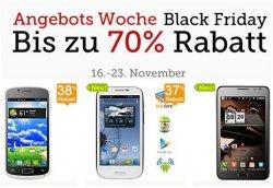 """Noch BIS Freitag: """"Black Friday""""-Deals auf lightinthebox.com, z.B. Handys, Tablets und vieles mit bis zu 70% Rabatt"""