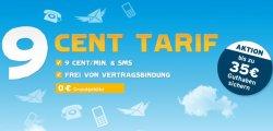 blau.de bietet bis 04.12.12 eine SIM-Karte für 9,90€ mit 35€ Guthaben o. Grundgebühr