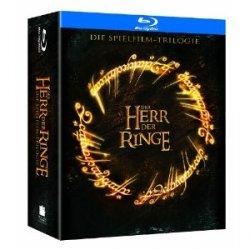 """Blu-ray- oder DVD-Box """"Herr der Ringe"""" + Kinokarte """"Der Hobbit – Eine unerwartete Reise"""" für 39,95€ ab dem 12. Nov @Tchibo.de"""