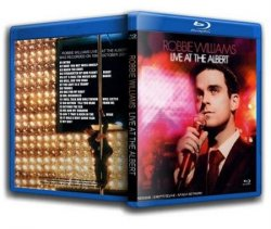 [Blu-ray] Robbie Williams – Live at the Albert  für 10.99€ statt 21.99€ @Amazon