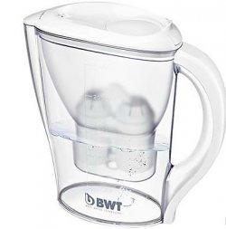 BWT Initium 2,5 Liter Tischwasserfilter weiß für nur 1€ @media-markt.de