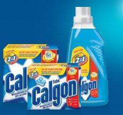 Calgon bietet kostenlose Teststreifen und Rabattcoupon