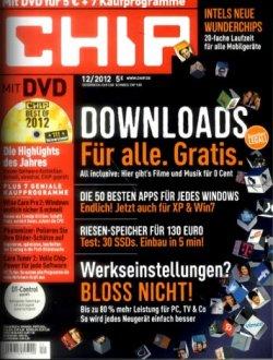 Chip mit DVD Jahresabo für 9,88€ dank Gutschein