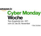Cyber Monday bei Amazon: vom 23. bis 30. November, 1.800 Schnäppchen