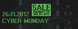Cyber Monday bei Comtech: Sale Rabatte bis zu 81% ab Montag