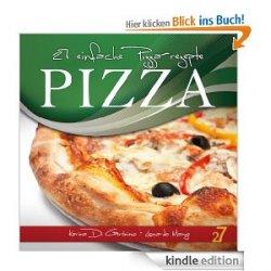 """eBook """"27 einfache Pizza-rezepte"""" (Pasta und Pizza) gratis  @amazon"""
