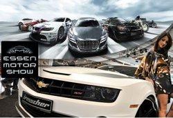 [Lokal] Eintrittskarte inkl. Parkplatz für die ESSEN MOTOR SHOW 2012 nur 11,90€ statt 24€ @Groupon.de