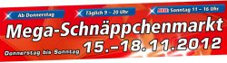 [LOKAL] Elektro-Mega Schnäppchenmarkt @ pollin vom 15.-18.11.2012