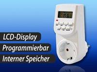 Digitale Zeitschaltuhr Gratis bei Pearl.de – nur Versandkosten von 4,90€