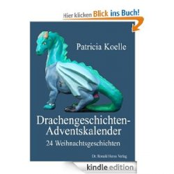 GRATIS eBook Drachengeschichten-Adventskalender @Amazon