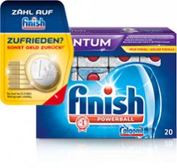 Gratis FINISH-QUANTUM durch Cashback