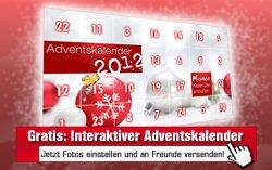 Gratis: Online-Adventskalender mit Fotos befüllen und an Freunde senden! @ComputerBild.de