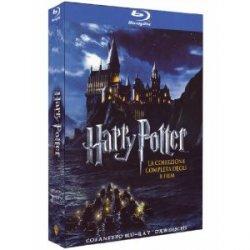 Harry Potter Komplettbox auf Blu-ray nur 49,20€ bei Amazon Italien