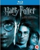 Harry Potter: The Complete 8-Film Collection (Blu-ray) für nur 26,34 € incl. Versand – keine deutsche Tonspur!
