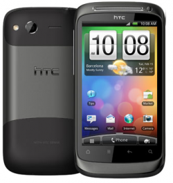 HTC Desire S, 3G, 5MP inkl. 8GB micro SD Speicherkarte + Versand 259€ statt 312€ @ebay