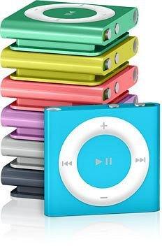 [Lokal @Österreich/Graz] iPod Shuffle 9,99€ @McShark