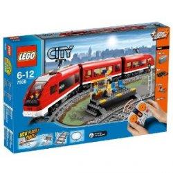 LEGO City – Passagierzug für 59,90€  (Preisvergleich 92€)  @amazon.it