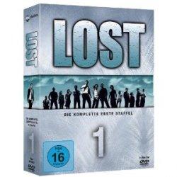 LOST – Staffeln 1 – 6 auf DVD für je nur 9,99€  @amazon + Drogeriemarkt Müller