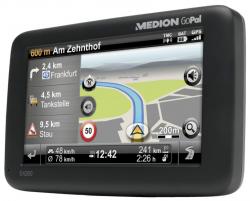 Medion GoPal E4260 WEU+ Navigationssystem für 69,99€ und damit 49% billiger bei ebay