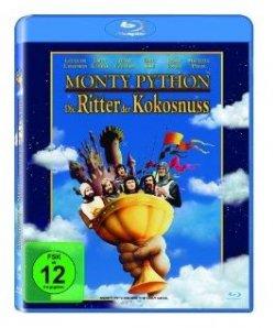 """Monty Pythons """"Die Ritter der Kokosnuss"""" als Blu-ray nur 8,97€ + GRATIS 10€ Amazon-Gutschein"""