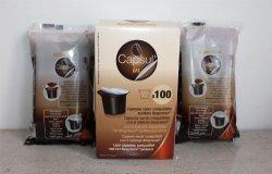 Nespresso Alternative: Nachfüll Kapsel + 250g  gemahlenen Espresso nur 12,95 incl. Versand @ebay