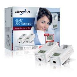 Netzwerk aus der Steckdose – Devolo dLAN 200 AVsmart+ Starter Kit für 69€ incl. Versand @amazon