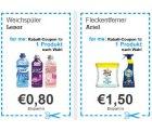 Neue Rabatt-Coupons zum Ausdrucken für Markenprodukte