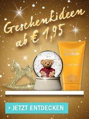 Nikolausgeschenk von Douglas, 10% Rabatt ohne Mindestbestellwert & Überraschungsgeschenk gratis
