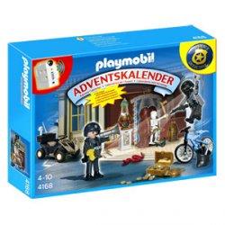 Playmobil Polizei-Adventskalender für nur 13,49€ inkl. Versand.  @Galeria Kaufhof