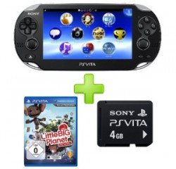 PlayStation Vita Konsolenbundle für 199,- statt 249,- inkl. Versand @Amazon.de