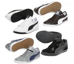 Puma Court Attaque Benecio Damen & Herren Sneaker in versch. Farben und Modellen – nur heute @eBay
