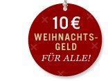 Sheego – Damenmode,10 €uro Weihnachtsgeld sichern, Mindestbestellwert 30 €uro