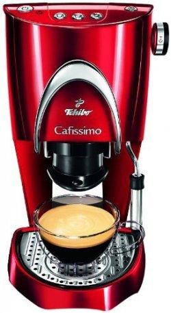 "Tchibo Cafissimo ""Hot Red"" für 49€ statt 89€ incl Versand @amazon"