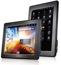 Technaxx Tablet PC (20,3 cm) LCD Touchscreen für 119,95 € incl. Versand @ebay